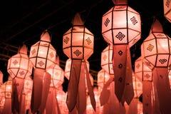 Laternenfestival Stockfoto