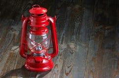Laternenkerosin-Öllampe Stockfotografie