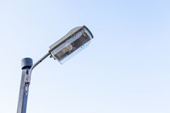 Laternenpfahlstromindustrie Lizenzfreie Stockfotografie