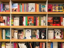 Latest Famous Novels For Sale In Library Book Store Stock Photos