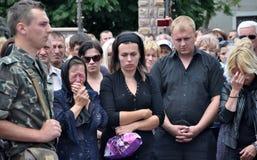 The latest honor Gulko Oleg Royalty Free Stock Images