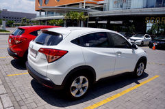 Latest SUV Royalty Free Stock Images
