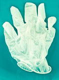 A latex glove Stock Photos