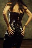 Latex lady Royalty Free Stock Photos