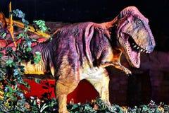 Latex T-Rex Royaltyfria Bilder