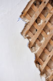 Lath. Background. Stock Photography
