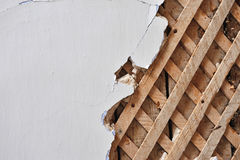 Lath. Background. Royalty Free Stock Images
