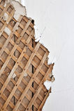 Lath. Background. Royalty Free Stock Photography