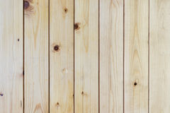 Lath da parede da madeira de pinho Foto de Stock Royalty Free