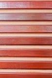 Lath drewniana ściana Obrazy Stock