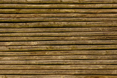 Lath Fence Royalty Free Stock Photos