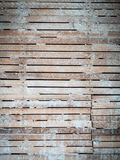 Lath and plaster Royalty Free Stock Photography