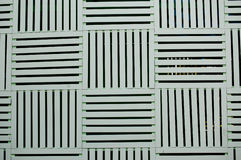 Lath texture wall Stock Image