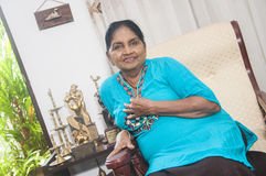 Latha walpola Royalty Free Stock Image