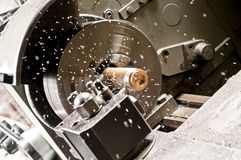 Free Lathe Royalty Free Stock Image - 17750856