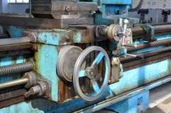 Lathe Royalty Free Stock Photo