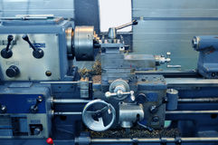 Lathe Royalty Free Stock Photos