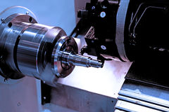 Lathe Stock Photography