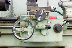 Lathe, CNC milling machine Stock Photography