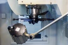 Lathe, CNC milling machine Royalty Free Stock Photo