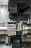 Lathe, CNC milling Stock Images