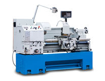 Lathe machine Stock Photography