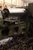 Lathe machine Royalty Free Stock Photo