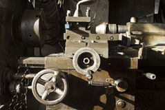 Lathe Royalty Free Stock Image