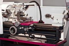 Lathe turning machine Stock Images