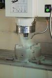 Lathe and workshop equipment Stock Photos