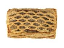 Latice Schweinefleisch-Torte Lizenzfreie Stockfotografie