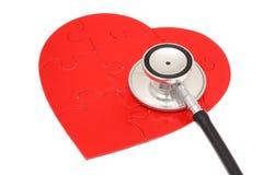 Latido del corazón Fotografía de archivo libre de regalías