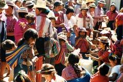 LATIJNS AMERIKA GUATEMALA royalty-vrije stock afbeelding