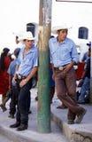 LATIJNS AMERIKA HONDURAS COPAN Stock Foto