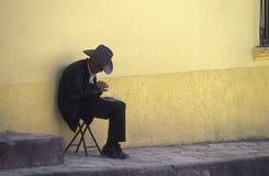 LATIJNS AMERIKA HONDURAS COPAN Stock Fotografie