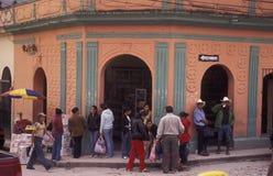 LATIJNS AMERIKA HONDURAS COPAN Stock Afbeeldingen