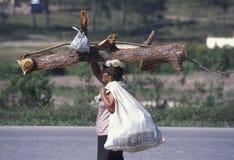 LATIJNS AMERIKA HONDURAS GARCIAS Stock Afbeeldingen