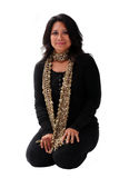 Latijns-Amerikaanse vrouwen royalty-vrije stock foto