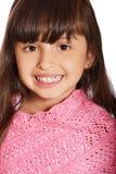 Latijns kindmeisje Stock Afbeeldingen