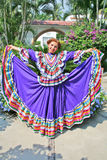 Latijnse kleding Stock Fotografie