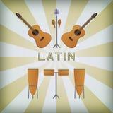 latin illustration de vecteur