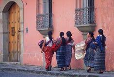 LATIN AMERICA GUATEMALA ANTIGUA Stock Images