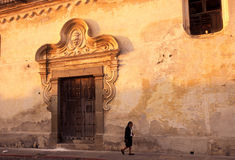 LATIN AMERICA GUATEMALA ANTIGUA Royalty Free Stock Image