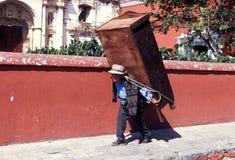 LATIN AMERICA GUATEMALA ANTIGUA Royalty Free Stock Photo