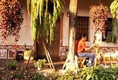LATIN AMERICA GUATEMALA ANTIGUA Royalty Free Stock Images