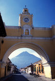 LATIN AMERICA GUATEMALA ANTIGUA Royalty Free Stock Photo