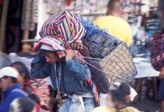LATIN AMERICA GUATEMALA CHICHI Stock Images