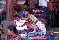 LATIN AMERICA GUATEMALA CHICHI Royalty Free Stock Images