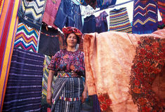 LATIN AMERICA GUATEMALA CHICHI Stock Image