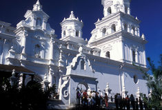 LATIN AMERICA GUATEMALA ESQUIPULAS Royalty Free Stock Photography